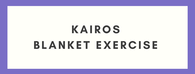 kairos blanket exercise (1)